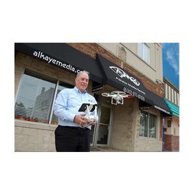 drone square