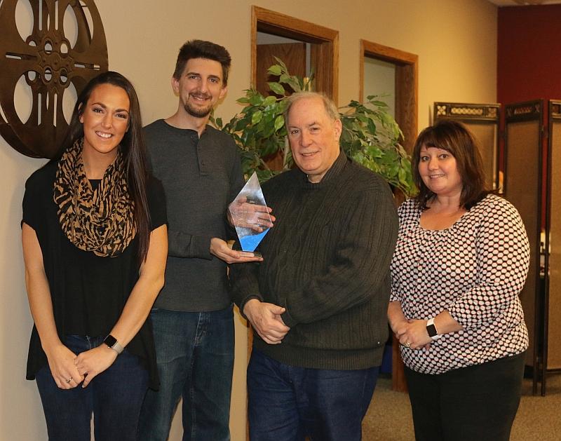 Darien Award Alkaye Media